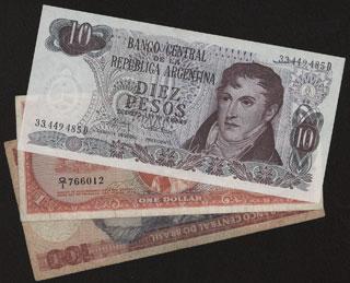 Аргентина, Бразилия, Тринидад и Тобаго. 1964-1983 гг. Лот из 3 шт.