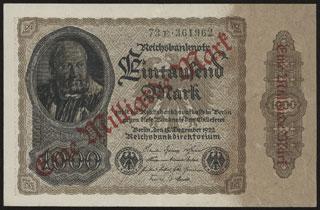 Германия. 1 миллиард марок. 1923 г.