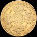 <b>10 рублей 1778 г.</b>