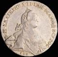 Рубль 1766 г.