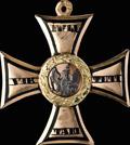 Знак ордена Virtuti Militari IV степени