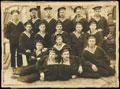 <b>Фотография матросов крейсера «Аврора» – участников Октябрьского вооруженного восстания</b>
