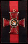 Знак ордена Святого равноапостольного князя Владимира II степени
