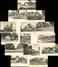 Лот из 14 фото-открыток с видами Ташкента: