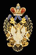 Фрачный знак ордена Белого Орла