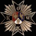 Знак для ветеранов обороны от большевиков восточных окраин Польши 1918–1920 гг.