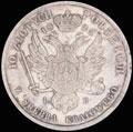 <i>Варшава.</i> <b>10 злотых 1822 г.</b>