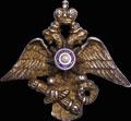 Знак об окончании Николаевского кавалерийского училища