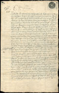 Указ Петра I из канцелярии генерал-майора Г.П. Чернышева о вольноотпущенном Платоне Балашеве