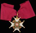 <i>Великобритания</i><b>. </b>Знак офицера ордена Бани