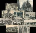 Лот из 11 фото-открыток с видами Коканда: