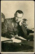 Почтовая открытка «Фотография адмирала Колчака»