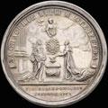 «В память коронации Екатерины II. 22 сентября 1762»