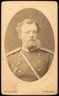 Фотография штаб-офицера с орденом Святого Владимира IV ст.