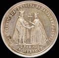 «В память 448 годовщины Городельской Унии. 1413-1861»