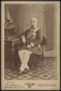 Фотография гражданского чиновника кавалера Ордена Белого Орла
