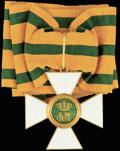 Люксембург. Знак Командора ордена Дубовой Короны