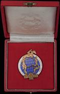 Медаль за участие в венгерских спортивных соревнованиях «Ottusa. VB». Пятиборье