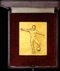 Плакета «Футболист»