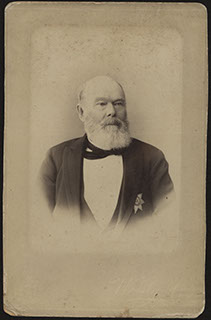Фотография кавалера ордена Св. Станислава I ст.