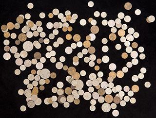 Лот из монет 1926-1991 гг. 218 шт.