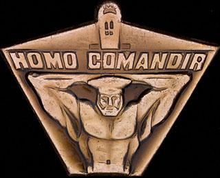 «Клуб командиров авиапроизводства». Алюминий, позолота, лак
