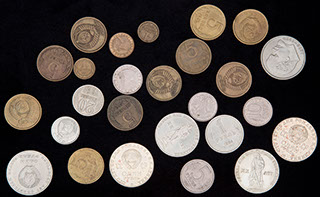 Лот из монет 1961-1991 гг. 26 шт.