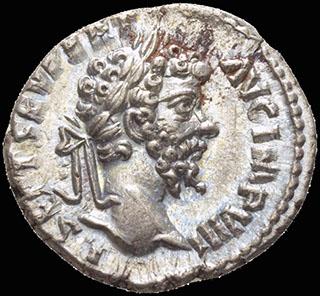 Римская империя. Септимий Север. Денарий 196-197 гг. RIC 490a. Серебро