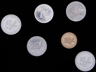 Сомалиленд. Лот из монет 1994-2005 гг. 6 шт.