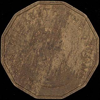 Джерси. 1/4 шиллинга 1966 г. «900 лет битве при Гастингсе». Никелевая медь