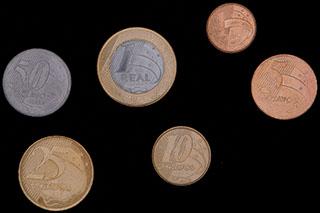 Бразилия. Лот из монет 2004-2013 гг. 6 шт.