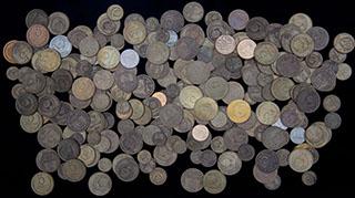 Лот из советских монет. 268 шт.