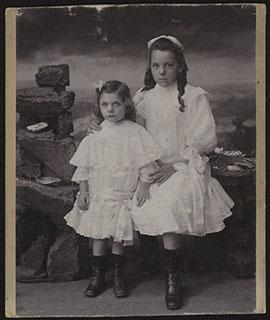 Групповая фотография детей