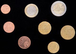Кипр. Лот из монет 2014 г. 8 шт.