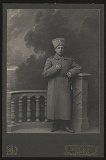 Фотография офицера