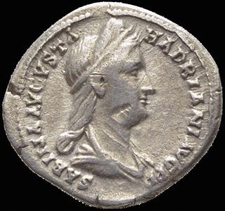 Римская империя. Сабина, жена Адриана. Денарий 128-136 гг. RIC 398. Серебро