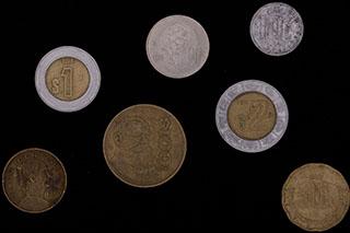 Мексика. Лот из монет 1963-2011 гг. 7 шт.