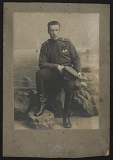 Фотография георгиевского кавалера