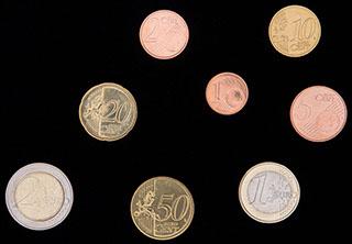 Люксембург. Лот из монет 2018 г. 8 шт.