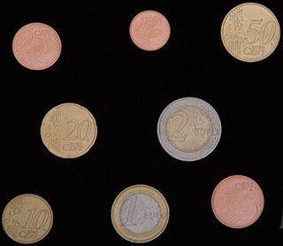 Эстония. Лот из монет 2018 г. 8 шт.