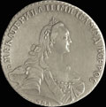 Рубль 1768 г.
