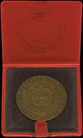 Памятная медаль участника IX Зимних Олимпийских игр в Инсбруке