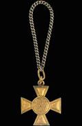 Фрачный знак креста «За сражение при Прейсиш-Эйлау. 1807»