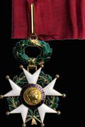 Франция. Третья республика (1870-1951). Знак старшего офицера ордена Почетного Легиона (II степень) (Legion d'Honneur)
