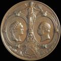 «В память 100-летия Горного института. 1873»