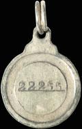 Знак отличия ордена Святой Анны № 22 255