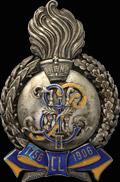 Знак 6-го гренадерского Таврического полка