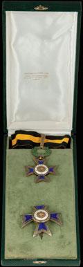 Комплект Гранд-офицера (II степень) ордена Заслуг: