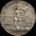 «Победителю над пруссаками. 1 августа 1759»