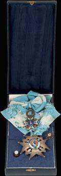 <b><i>Испания.</i></b> Комплект Кавалера Большого креста ордена Карлоса III: